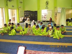 Majlis Berbuka Puasa bersama Anak-Anak Yatim Rumah Amal Asnaf Al-Barakh Olak Lempit Banting 25Jul13