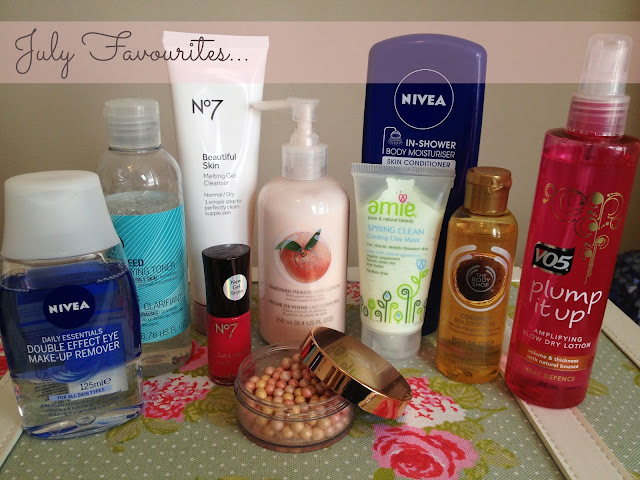 July Favourites…