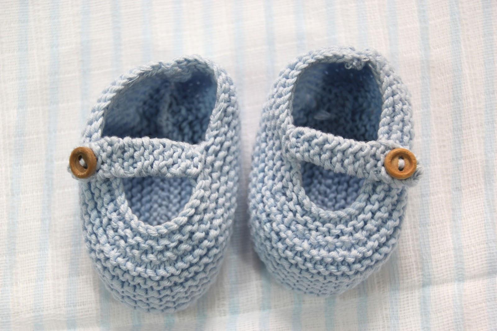 Excepcional Patrón De Crochet Libre Para Botas De Bebé Foto - Manta ...