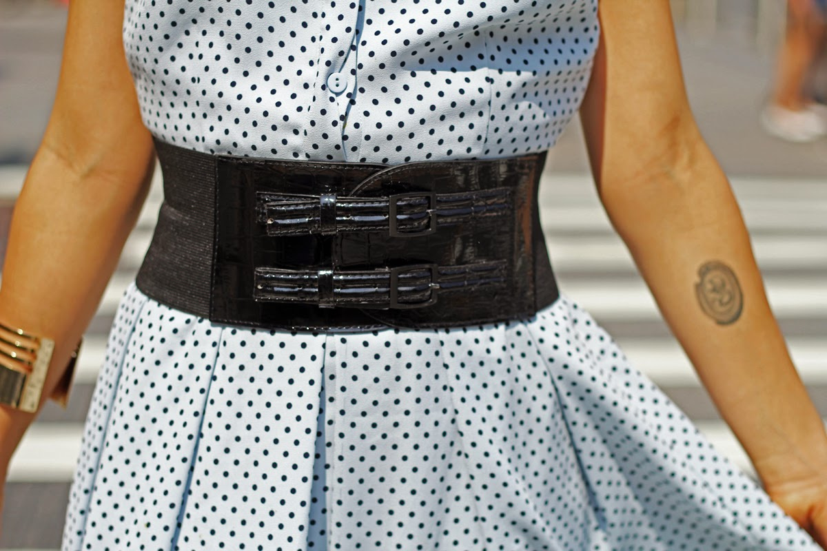 belt detail fashion style