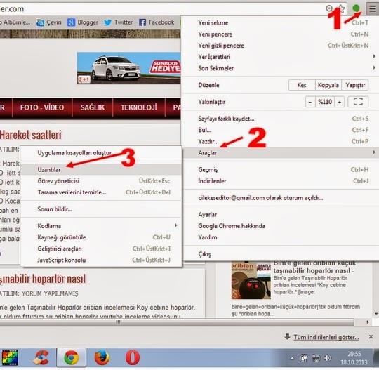search+conduit+araç+çubuğu+nasıl+kaldırılır