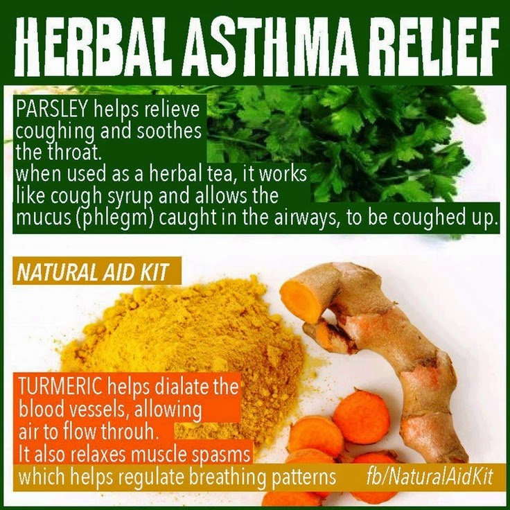 Natural Remedies For Asthma Wheezing