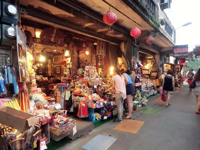 ショップ,九份,台湾〈著作権フリー無料画像〉Free Stock Photos
