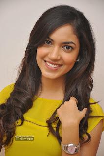 Actress-Ritu-Varma-Stills-at-Naveen-Chandra-Birthday-Celebration