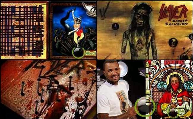 5 Cover Album Musik yang paling Menghina