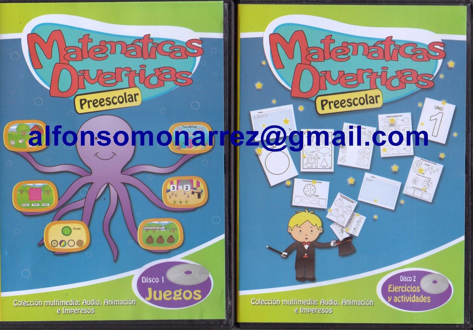 Libros preescolar matem ticas divertidas actividades for Estandares para preescolar