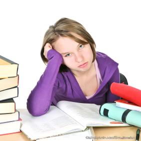 Homework makes children hate learning
