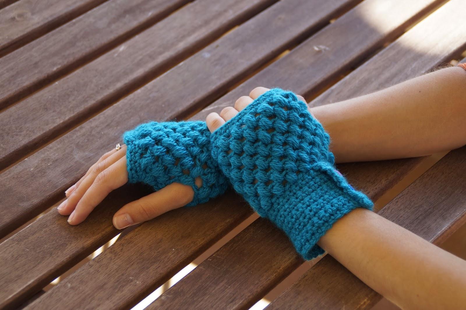Mi mundo de baldosas amarillas: Manos calentitas!!! DIY guantes de ...