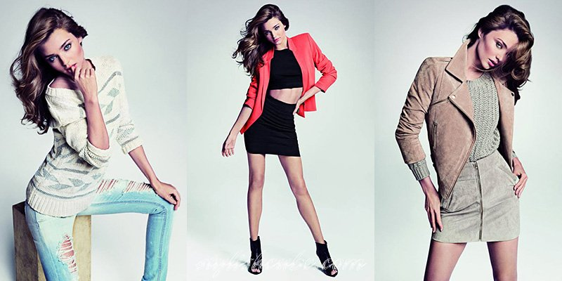 Mango Spring Summer 2013 Collections