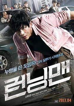 Người Cha Chạy Trốn - Running Man (2013) Poster