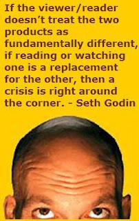 Seth Godin on Media