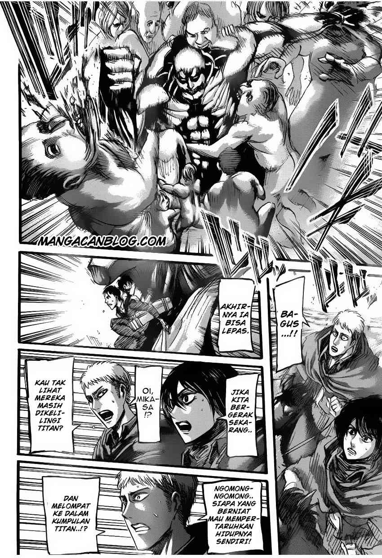 Komik shingeki no kyojin 049 - beban 50 Indonesia shingeki no kyojin 049 - beban Terbaru 16|Baca Manga Komik Indonesia|Mangacan