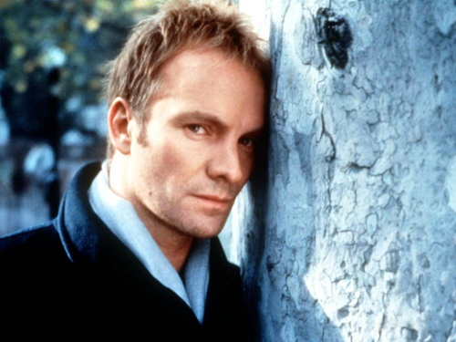 Sting, the police, fields of gold, gold, the police songs, legendary group band the police,