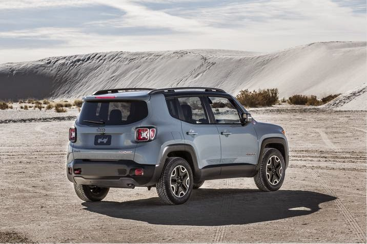 2015 Chevrolet Trax Et Jeep Renegade Lavis De Consumer Reports