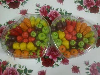 Tart Unik Berbentuk Buah&Sayuran!