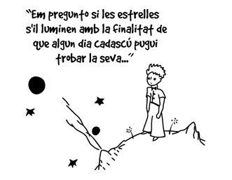 pensament d'Antoine de Saint-Exupery
