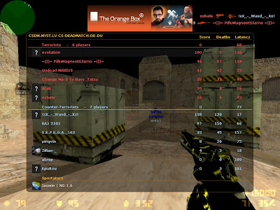 counter strike 1.6 hack, aimbot hack, enhanced aim hack