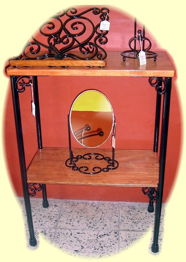 Herreria vazquez articulos para el hogar 1a edicion for Espejos decorativos aki