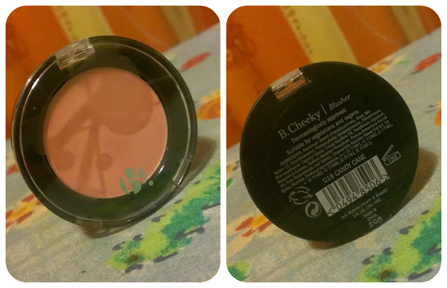 B.Cheeky Blusher in Candy Cane