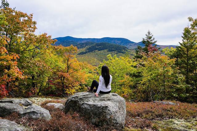 Montauk Tackle- Welch-Dickey Loop-Thorton-New Hampshire