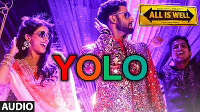 Yolo Song | All Is Well HD Wallpaper |