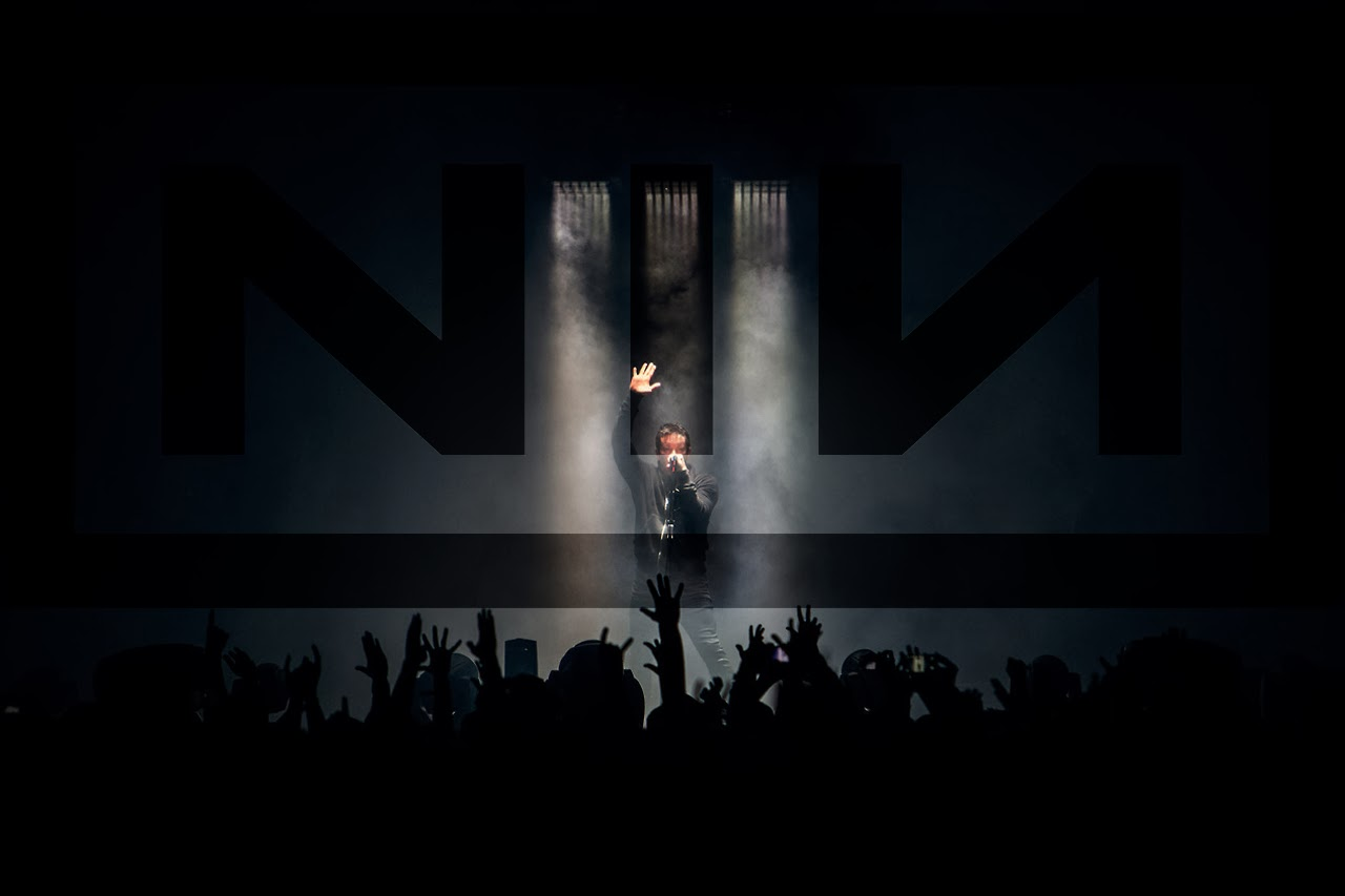 A Wolf Illustrations Blog: Nine Inch Nails: Tension Tour 2013 Live ...