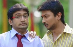 Idhu Kathirvelan Kadhal All Comedy Scenes