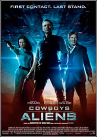 Cowboys e Aliens PPVRip XviD  Dual Audio