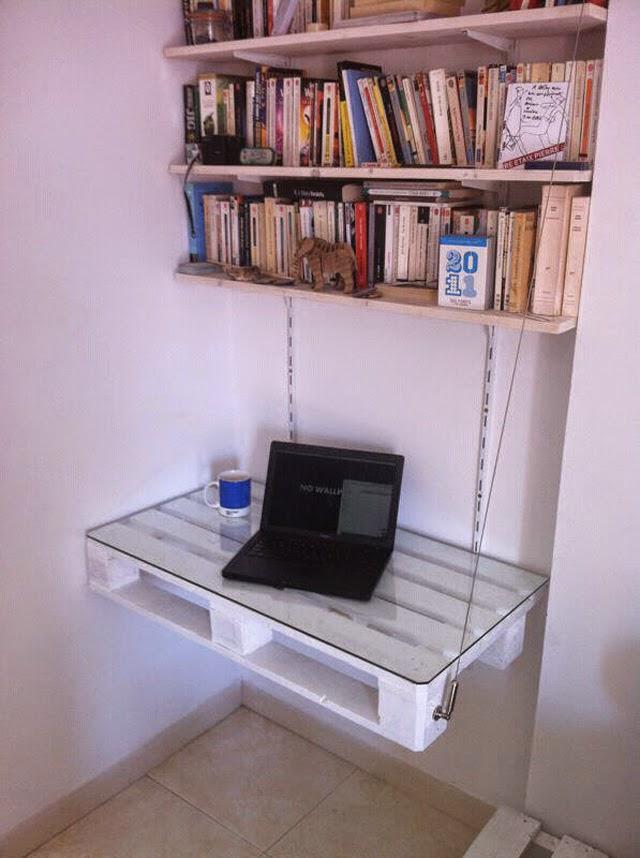 Meu mini ap inspira o decora o sustent vel com - Mesas para estudiar ...