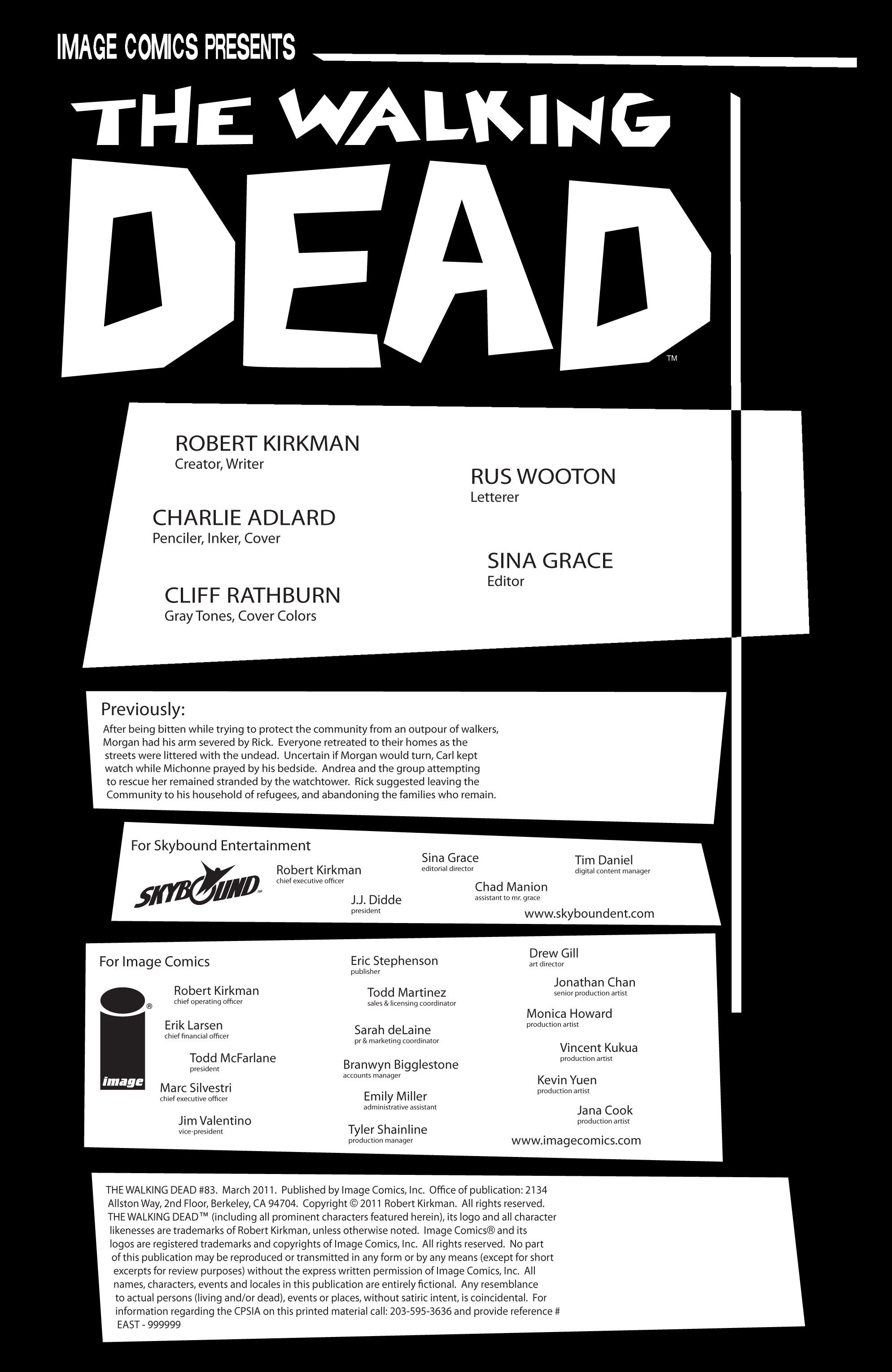 The Walking Dead 83 Page 2