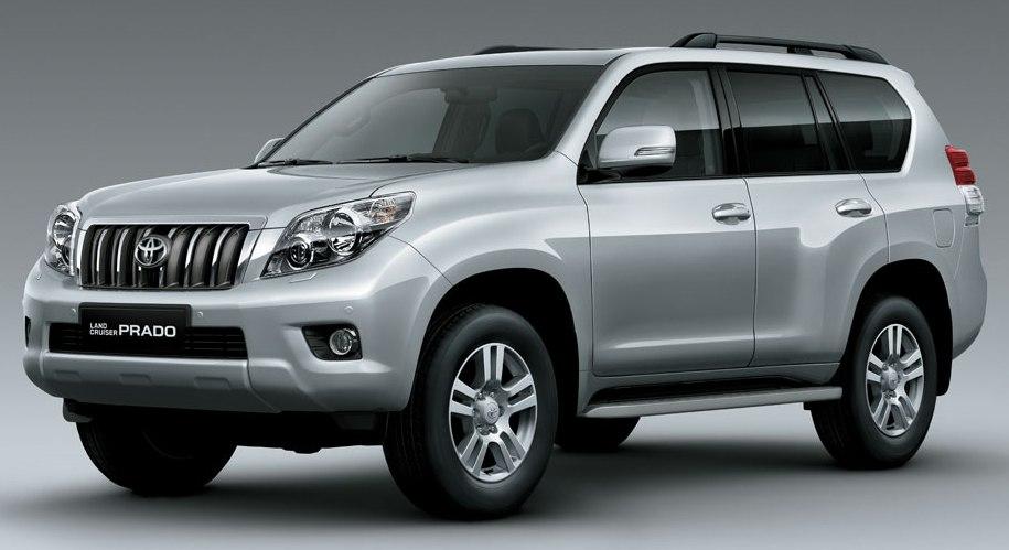 ����������� �� ������� Toyota Prado