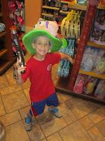 Caleb, age 6