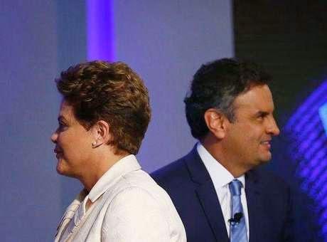 Aécio dispara e abre 17 pontos de vantagem sobre Dilma, mostra pesquisa Istoé/Sensus.