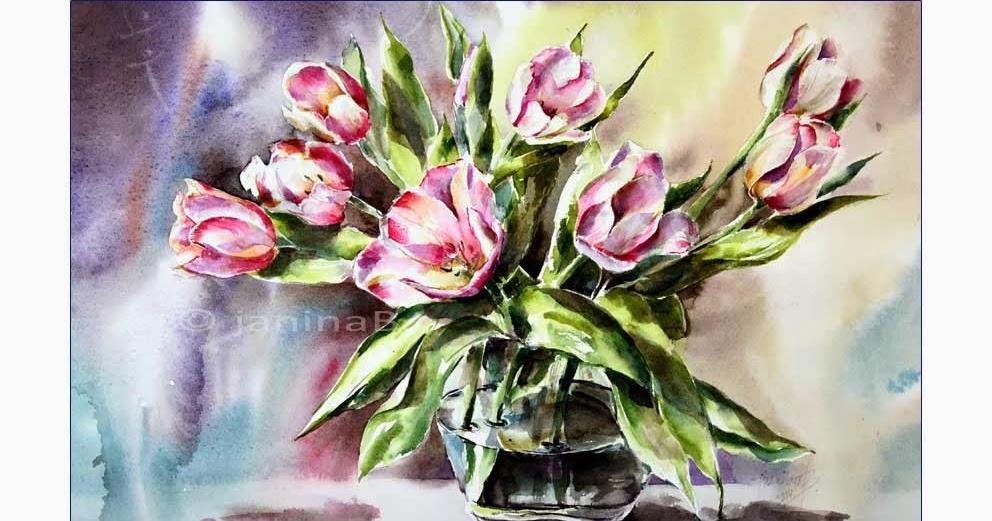 tulpen in der vase richtig pflegen tulpen pflege tulpen in der vase l nger frisch halten l. Black Bedroom Furniture Sets. Home Design Ideas