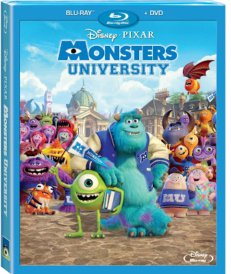 Monsters University 2013 720p BluRay
