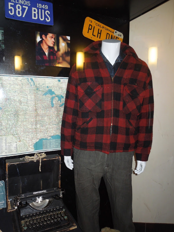 On The Road Sam Riley movie costume