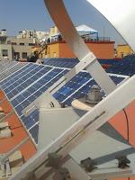 Autoconsumo Fotovoltaico EUITI - Madrid