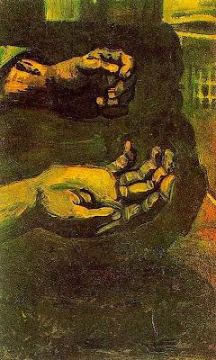 Dues mans (Vincent Van Gogh)