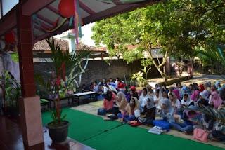 Buka bersama PSPP Yogyakarta