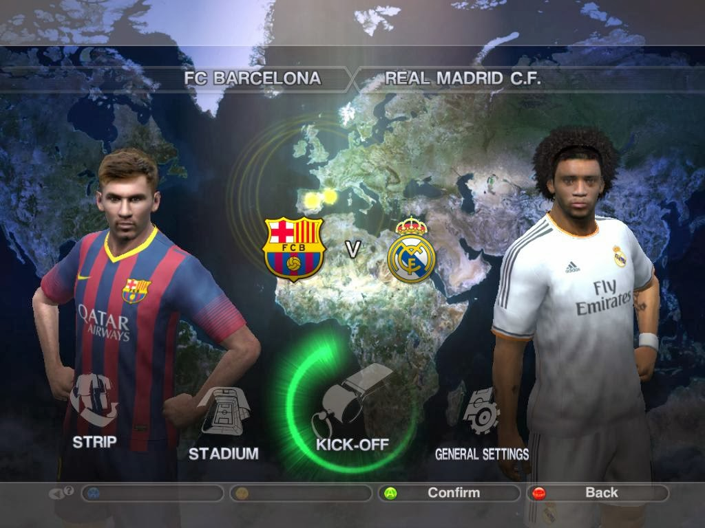 Patch PES 2011 SEASON 2013-2014: All in one FINAL + Bug fixes ...
