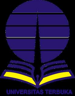 Contoh Gambar Logo Universitas Terbuka
