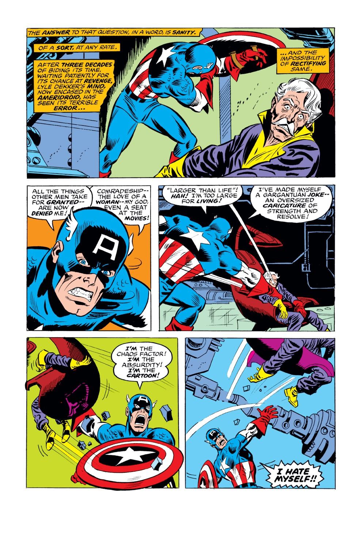 Captain America (1968) Issue #221 #135 - English 9