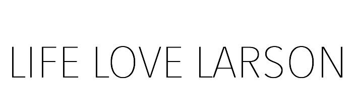 Life Love Larson