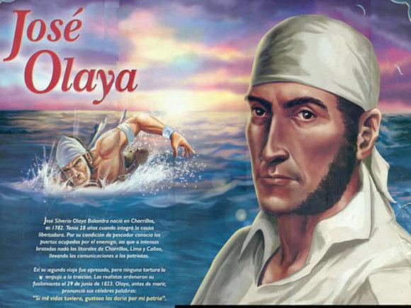 29 de Junio: Día del sacrificio de don José Olaya Balandra