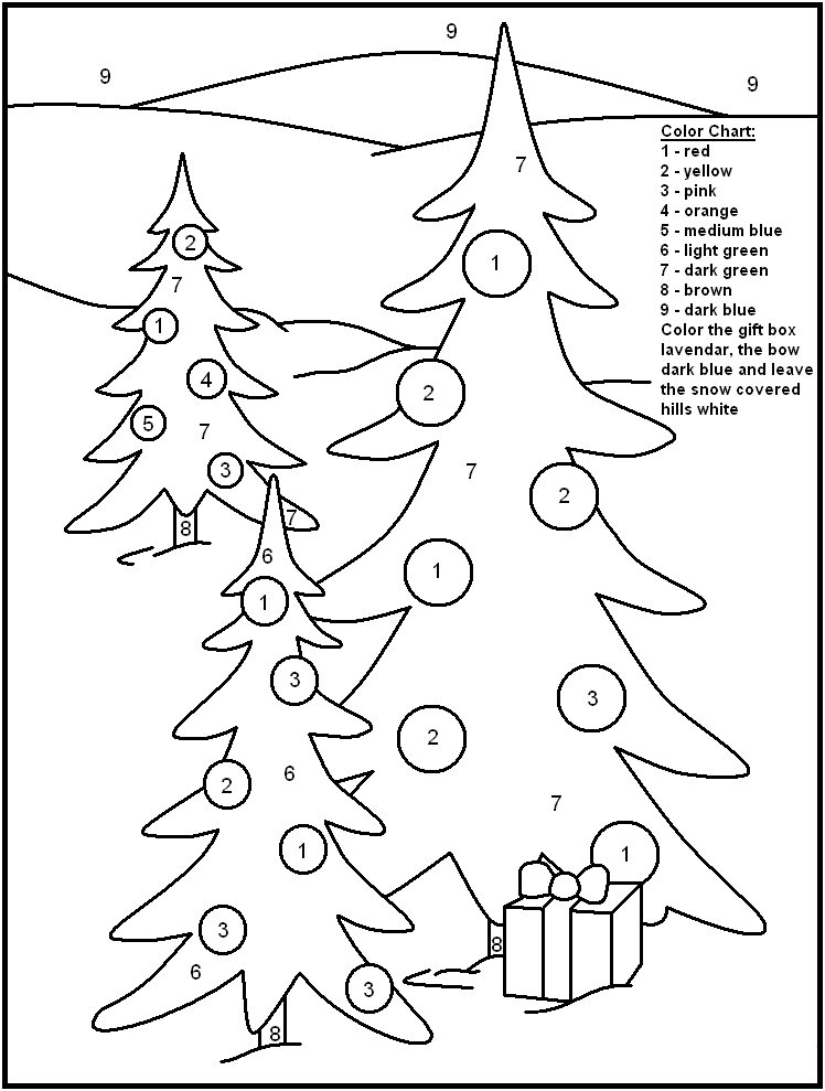christmas coloring pages and games - photo#3