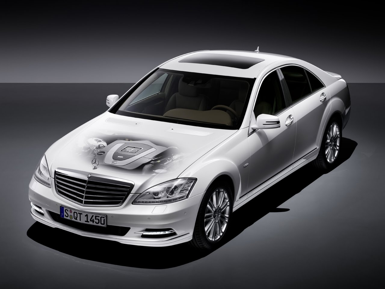 2012 new mercedes benz s400 hybrid car pictures car for Hybrid mercedes benz