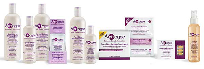 how to use aphogee 2 step protein treatment