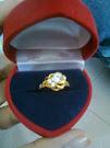cincing yang amat berharga