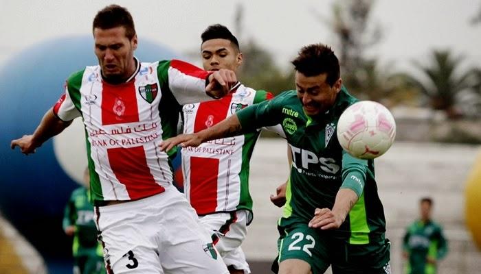 Wanderers vs Palestino en vivo