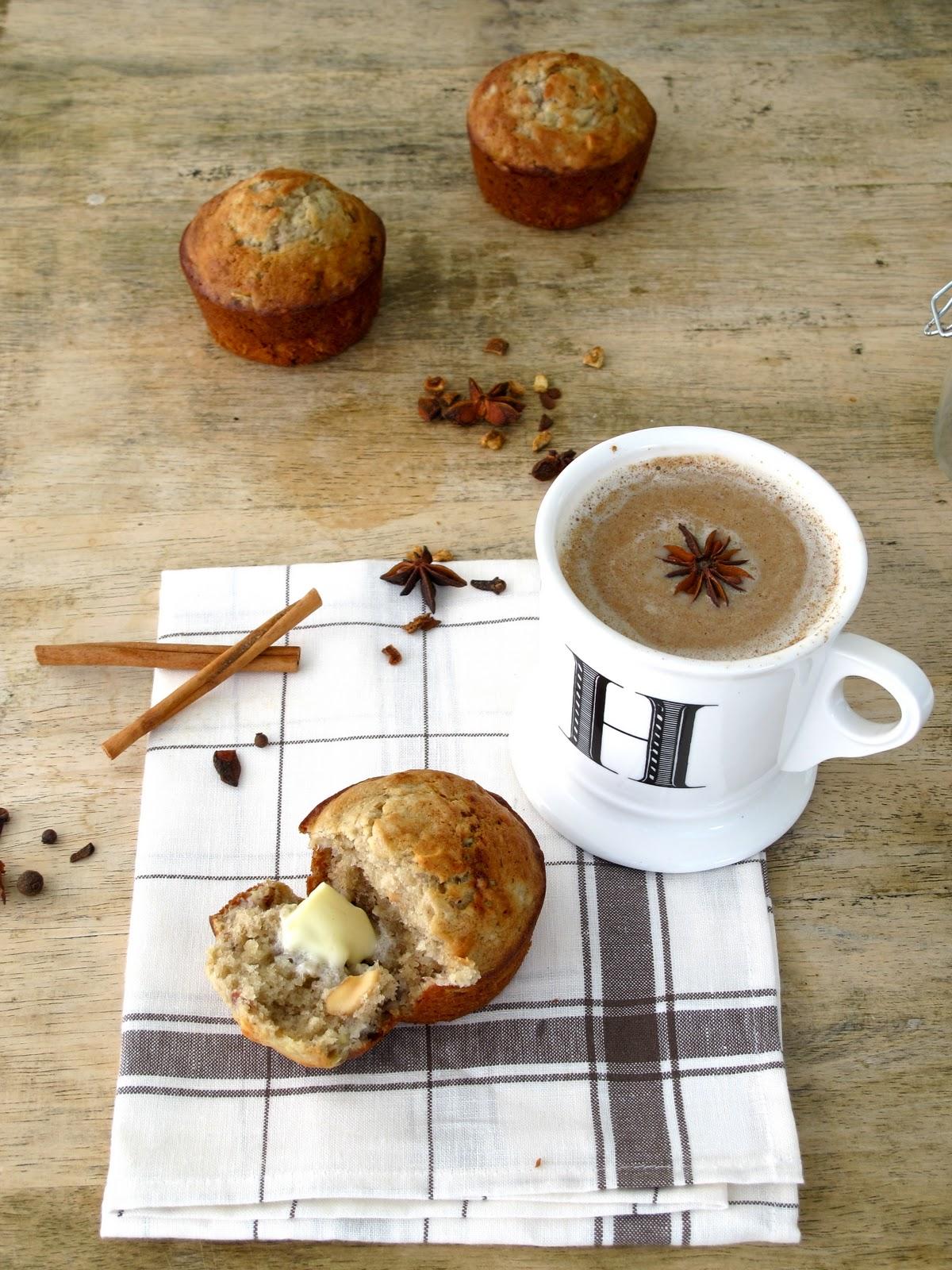 ... Hobick: Banana Nut Muffins | Homemade Banana Nut Muffin Recipe